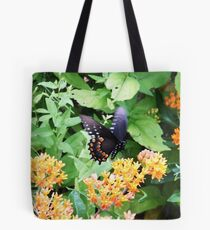 Butterfly at Point Pelee, Ontario Tote Bag