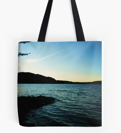Lac La Blanche, Quebec Tote Bag