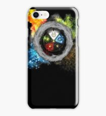Elemental  Battle iPhone Case/Skin
