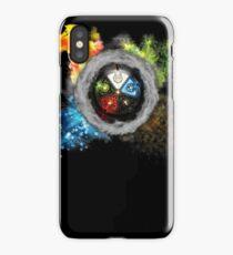 Elemental  Battle iPhone Case/Skin