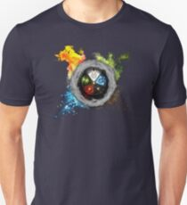Elemental  Battle T-Shirt