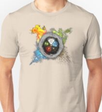 Elemental  Battle Unisex T-Shirt