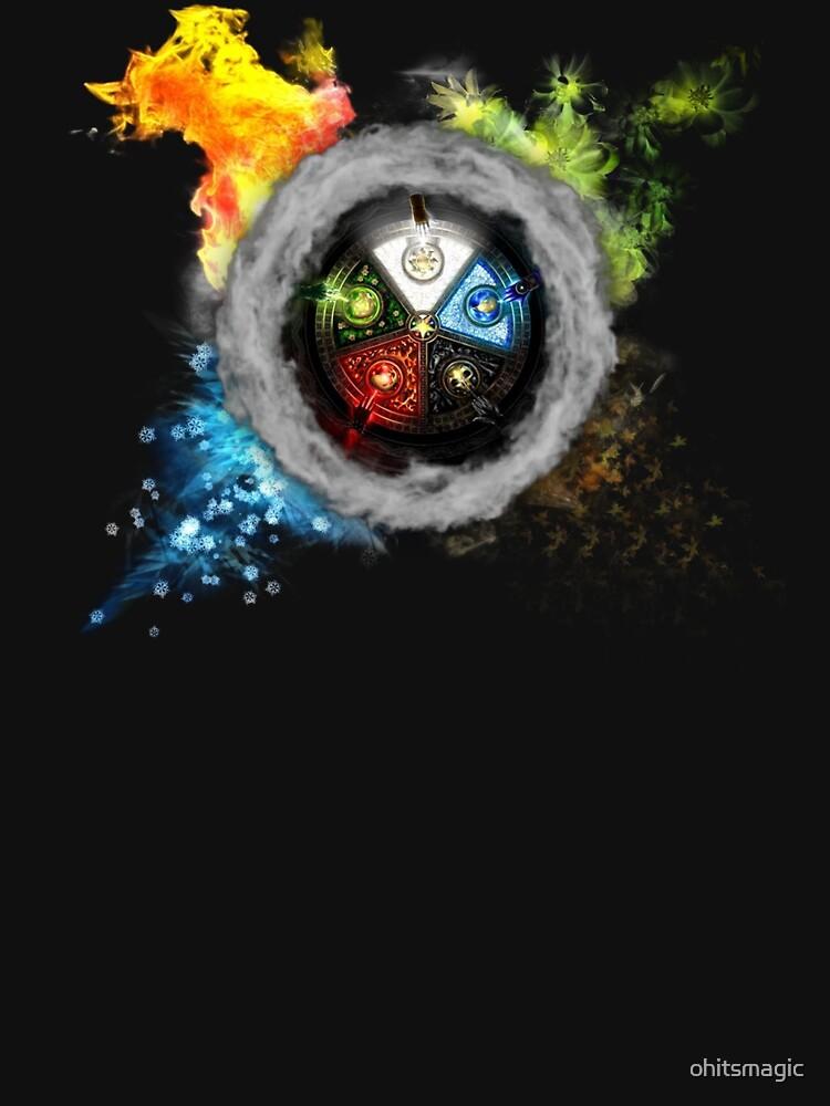Elemental  Battle | Unisex T-Shirt