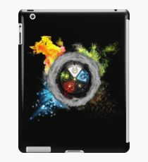 Elemental  Battle iPad Case/Skin