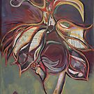 Phoenix & egg by Soxy Fleming