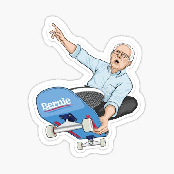 Bernie Sanders Pegatina