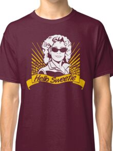 Hello Sweetie   Doctor Who Classic T-Shirt