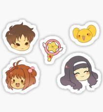 Card Captor Sakura 1 Sticker