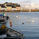 The Long Walk, Galway. Ireland by JoeTravers