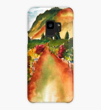 September Vineyard Case/Skin for Samsung Galaxy
