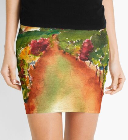 September Vineyard Mini Skirt