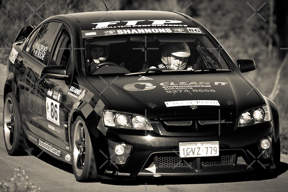 Targa West 2011 - Car 86 - Photo 2 by Psycoticduck