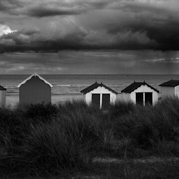 SOUTHWOLD BEACH by Redtempa