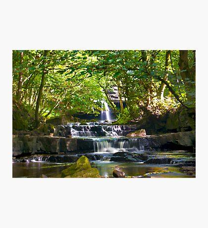Summerhill Falls Photographic Print