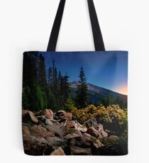 The High Cascades ~ Diamond Peak ~ Tote Bag