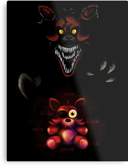 Quot Five Nights At Freddy S Fnaf 4 Nightmare Foxy Plush