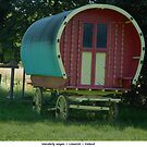 Travelling Wagon, Ireland. by JoeTravers