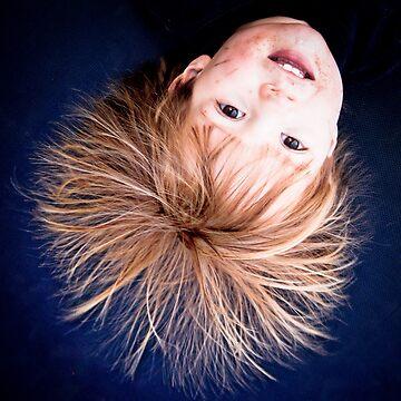 ...trampoline hair... by Lushpup