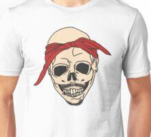 Tupac Skull Unisex T-Shirt