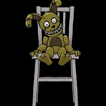 Five Nights at Freddy's - FNAF 4 - Plushtrap by Kaiserin
