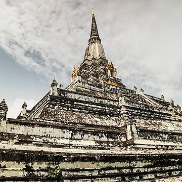 Ayutthaya by madebyrina