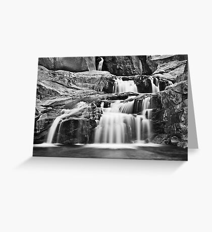 Jourama Falls ~ Rockpool Section Greeting Card