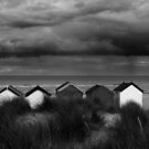 SOUTHWOLD BEACH II by Redtempa