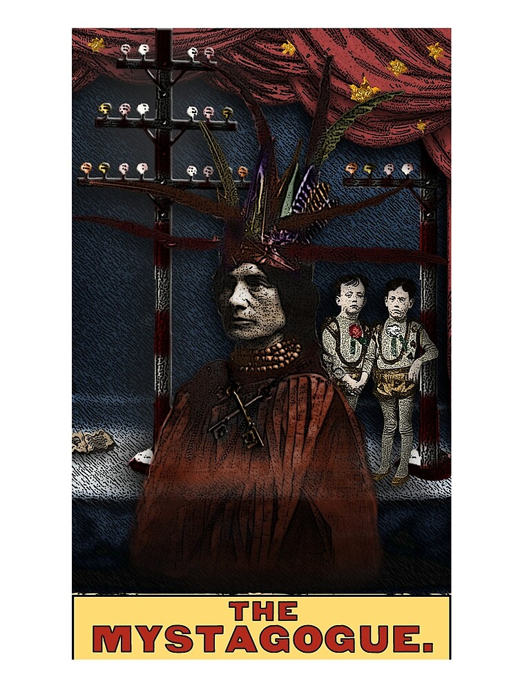 The Mystagogue: Circus Tarot by Duck Soup Productions by DuckSoupDotMe