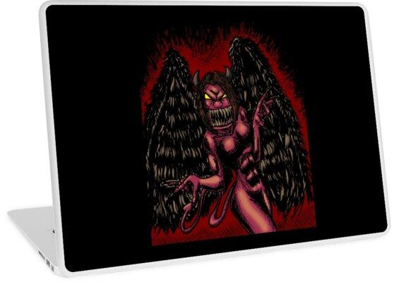Lady Demon by psychoandy