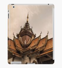 Buddha temple iPad Case/Skin