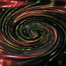 Evening Twirl in Dubai by Helen Shippey