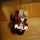 Lego bungee jumping by Moonstag