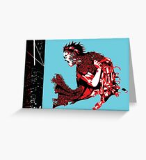 Tetsuo Greeting Card