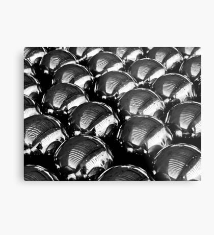 Alien Art Metal Print