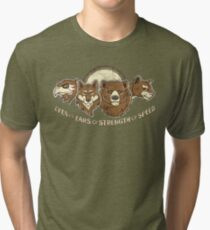 Spirit Guides  Tri-blend T-Shirt