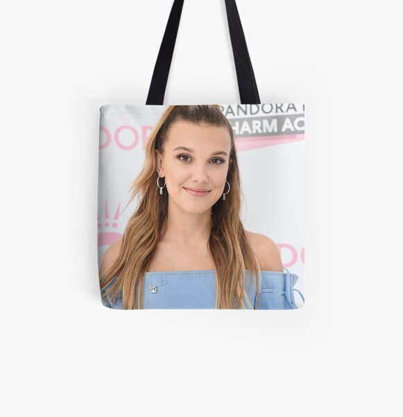 millie bobby brown Tote bag doublé