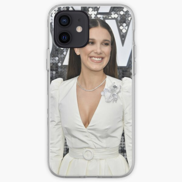millie bobby brown Coque souple iPhone