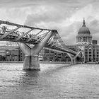 Millennium Bridge by Chris Day