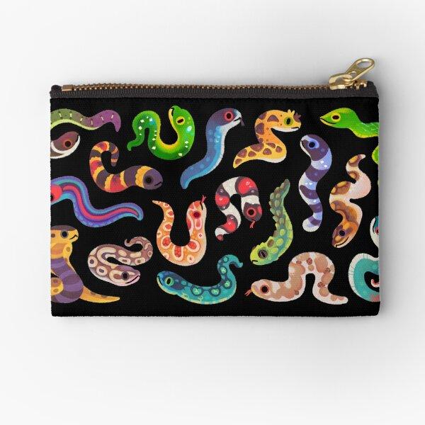 Serpent Day Zipper Pouch