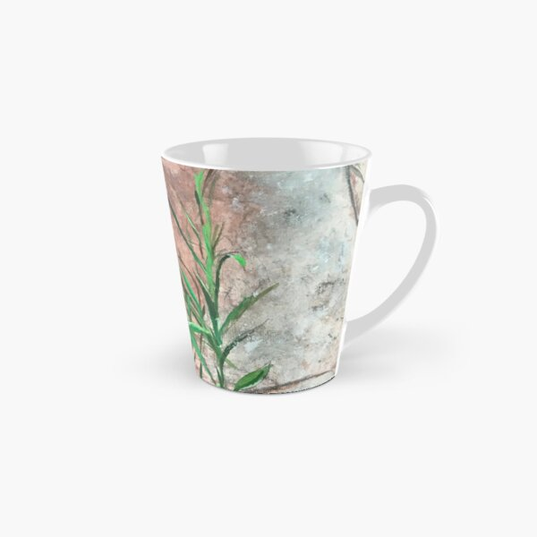 Wildflowers Don't Care Where They Grow Tall Mug