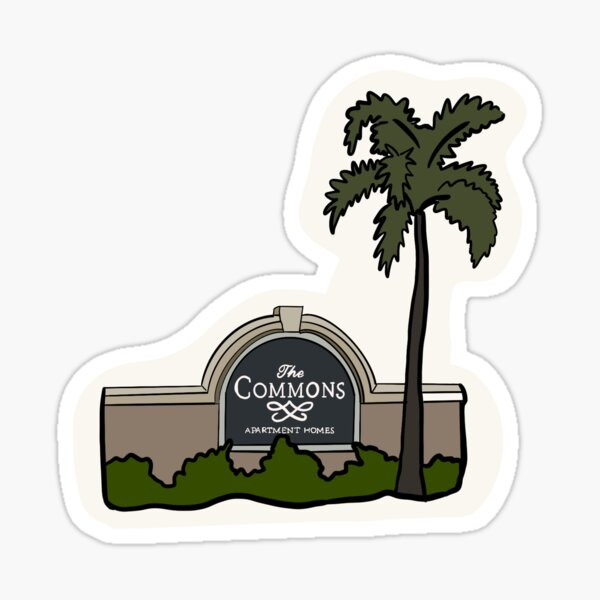 The Commons DCP Housing Sticker