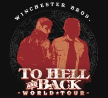 Winchester Bros. World Tour
