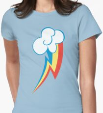 Rainbow Dash Cutie Mark (Large icon) - My Little Pony Friendship is Magic T-Shirt