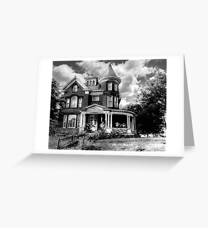 Mansfield Mansion  Greeting Card