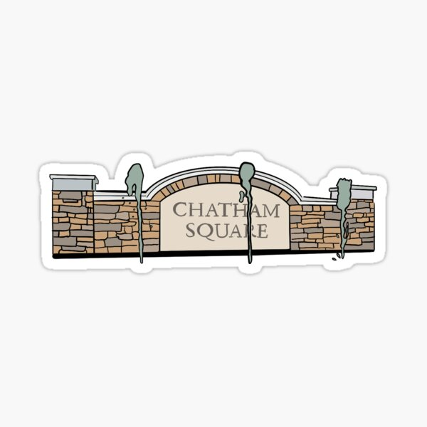Chatham Square DCP Housing Sticker