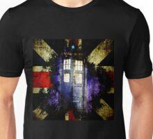 Dr. Who Unijack Unisex T-Shirt