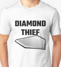 Diamond Thief Unisex T-Shirt