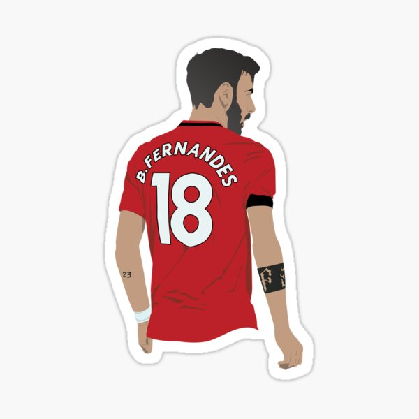 Bruno Fernandes Manchester United Gifts Merchandise Redbubble