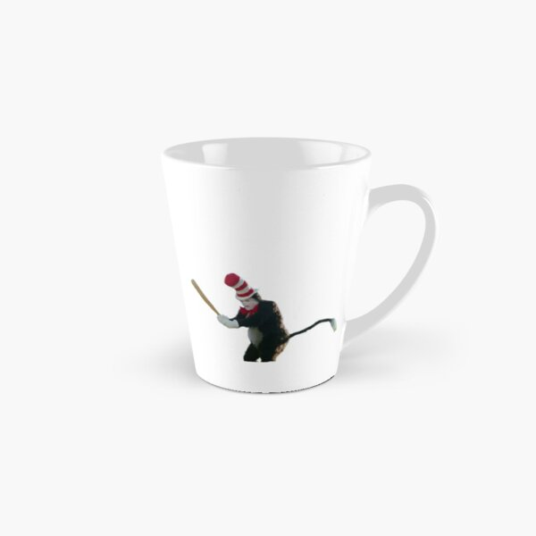 Cat in the Hat with Bat Tall Mug