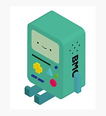 BMO - Adventure Time Photographic Print
